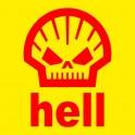 hell - tričko